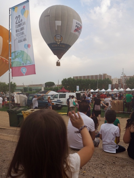 Edición 22 European Balloon Festival