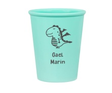 Vaso plástico personalizable Tutete