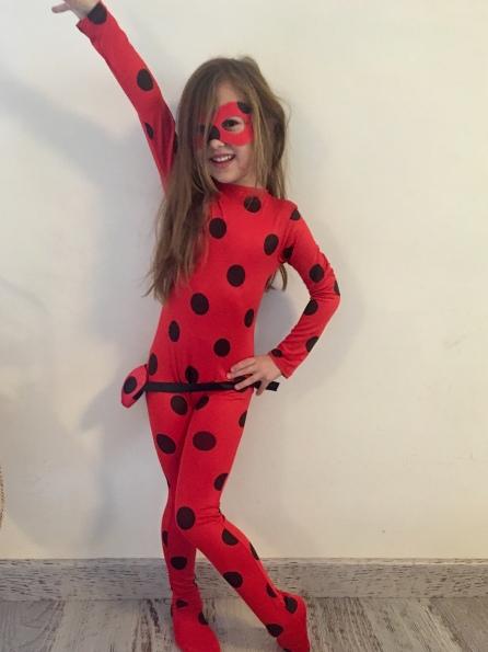 Disfraz de LadyBug de Vegaoo.es