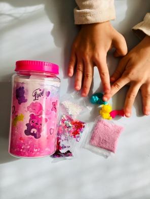 Kit Mágic Jar de Canal Toys